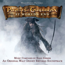 Pirates of the Caribbean: At World's End Soundtrack (Hans Zimmer) - CD cover