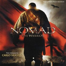 Nomad: The Warrior Soundtrack (Carlo Siliotto) - CD cover