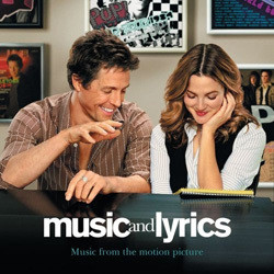 Music and Lyrics Soundtrack (Various Artists) - CD cover