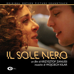 Il Sole Nero Soundtrack (Wojciech Kilar) - CD cover
