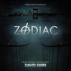 Zodiac Soundtrack (David Shire) - CD cover
