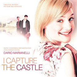 I Capture the Castle Soundtrack (Dario Marianelli) - CD cover