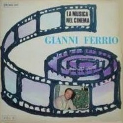 La Musica nel Cinema Vol. 8: Gianni Ferrio Soundtrack (Gianni Ferrio) - CD cover