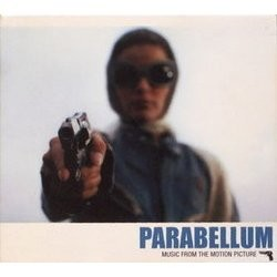 Parabellum Soundtrack ( Airlock) - CD cover