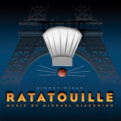 Ratatouille Soundtrack (Michael Giacchino) - Carátula