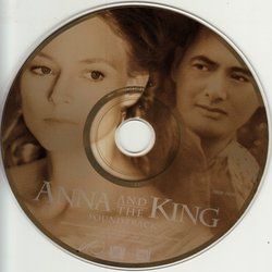 Anna and the King Soundtrack (George Fenton) - cd-inlay