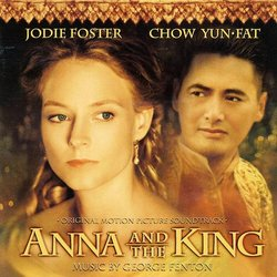 Anna and the King Soundtrack (George Fenton) - CD cover