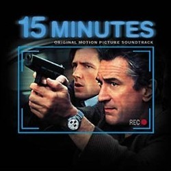 15 Minutes Soundtrack (Various Artists) - CD-Cover
