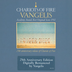 Chariots of Fire Soundtrack ( Vangelis) - Carátula