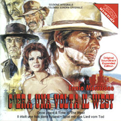 C'era una Volta il West 声带 (Ennio Morricone) - CD封面