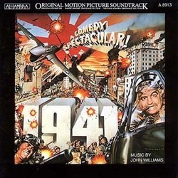 1941 Soundtrack (John Williams) - CD cover