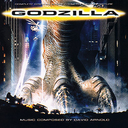 Godzilla Soundtrack (David Arnold) - Car�tula
