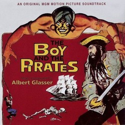 The Boy and the Pirates Soundtrack (Albert Glasser) - Carátula