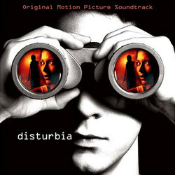 Disturbia Soundtrack (Various Artists) - Carátula
