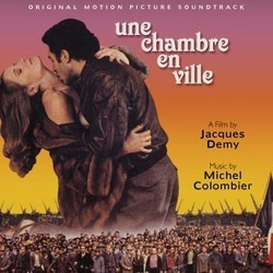 Une Chambre en ville Soundtrack (Michel Colombier) - CD cover