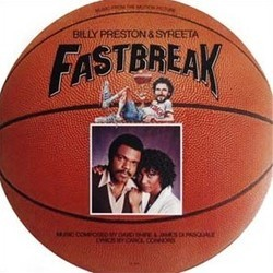 Fast Break Soundtrack (James Di Pasquale, David Shire) - Carátula