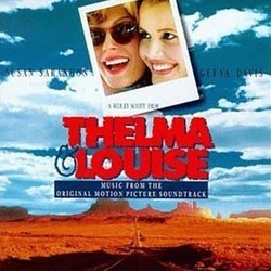 Thelma & Louise Soundtrack  (Hans Zimmer) - CD cover