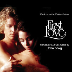 First Love Soundtrack (John Barry) - CD cover