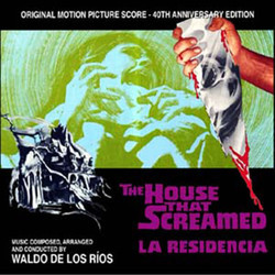 Who Can Kill a Child? / The House That Screamed Soundtrack (Waldo de los R�os) - CD cover