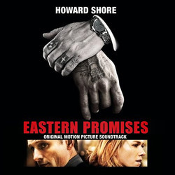 Eastern Promises Soundtrack (Howard Shore) - CD cover