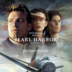 Pearl Harbor Soundtrack (Hans Zimmer) - Carátula