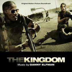 The Kingdom Soundtrack (Danny Elfman) - CD cover