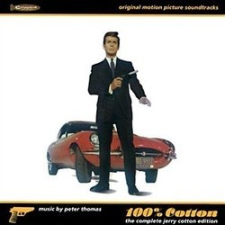 100% Cotton Soundtrack (Peter Thomas) - CD cover