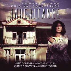 Inheritance Soundtrack (Andrés Goldstein, Daniel Tarrab) - CD cover