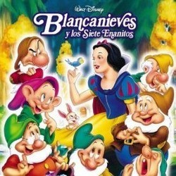 Blancanieves y los Siete Enanitos 声带 (Frank Churchill, Leigh Harline, Paul J. Smith) - CD封面