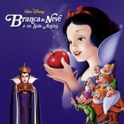Branca de Neve e os Sete Anões Soundtrack (Frank Churchill, Leigh Harline, Paul J. Smith) - CD cover