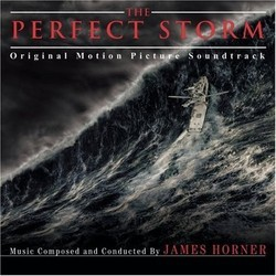 The Perfect Storm Soundtrack (James Horner) - CD cover