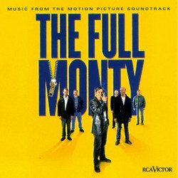 The Full Monty Soundtrack (Various Artists, Anne Dudley) - CD cover
