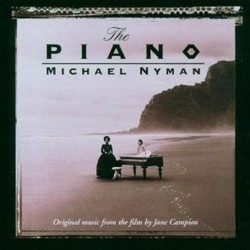 The Piano Soundtrack (Michael Nyman) - CD cover