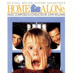 Home Alone Colonna sonora (John Williams) - Copertina del CD