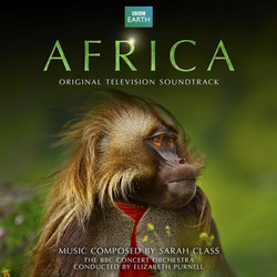 Africa Soundtrack (Sara Class) - CD cover