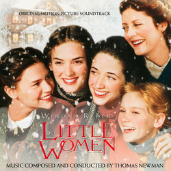 Little Women Trilha sonora (Thomas Newman) - capa de CD