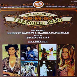 The Legend of Frenchie King Soundtrack (Various Artists, Francis Lai) - CD cover