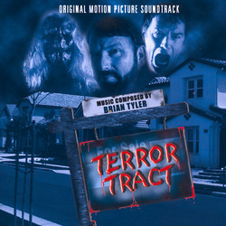 Terror Tract Soundtrack (Brian Tyler) - CD cover