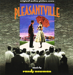 Pleasantville Colonna sonora (Randy Newman) - Copertina del CD