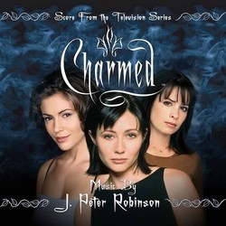 Charmed Soundtrack (J. Peter Robinson) - CD cover
