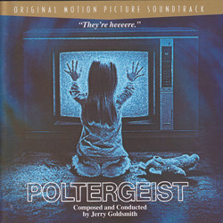 Poltergeist Soundtrack (Jerry Goldsmith) - CD cover