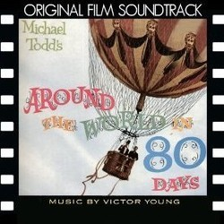 Around the World in 80 Days Soundtrack (Victor Young) - Carátula