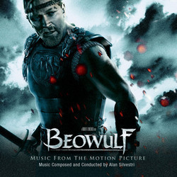 Beowulf Soundtrack (Alan Silvestri) - CD cover