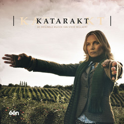 Katarakt Soundtrack (Steve Willaert) - CD cover