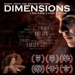 Dimensions Soundtrack (Ant Neely) - CD cover