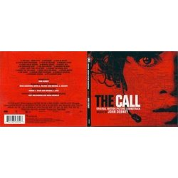 The Call Soundtrack (John Debney) - CD-Inlay