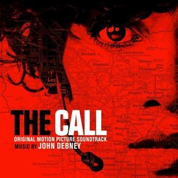 The Call Soundtrack (John Debney) - CD-Cover