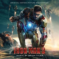 Iron Man 3 Soundtrack (Brian Tyler) - CD cover