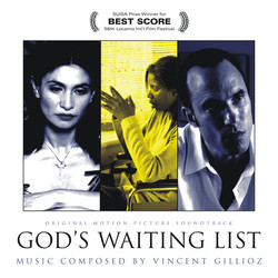 God's Waiting List Soundtrack (Vincent Gillioz) - CD cover