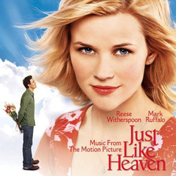 Just Like Heaven Soundtrack (Various Artists, Rolfe Kent) - Car�tula